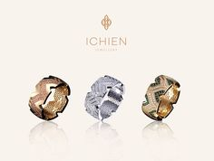 "http://ichien.ru/products/spirit/ Кольца из коллекции ""Спирит"" ICHIEN"