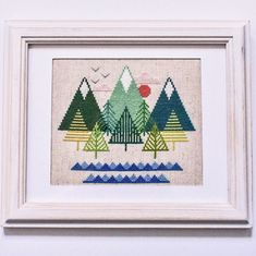 Bothy, The Mountains Are Calling, Cross Stitch Embroidery, Gifts, Inspiration, Presents, Biblical Inspiration, Favors, Inhalation