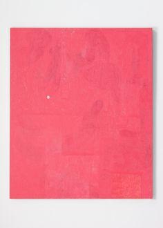 Matthew Brannon Antarctica, 2012 oil on canvas 182,9 × 152,4 × 3,8 cm (72 × 60 × 1 1/2 inches)
