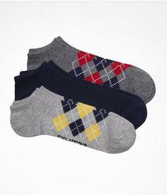 Argyle Athletic Socks #express #EXPownit #gifting