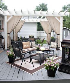 balkon terrasse pflanzen h nget pfe deko mygarden pinterest terrasse pflanzen. Black Bedroom Furniture Sets. Home Design Ideas
