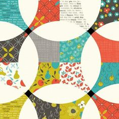 On the Bright Side Multi Cheater Print Fabric- End of Bolt by Sandy Gervais - Riley Blake Fabrics Flowering Snowball Quilts, On The Bright Side, Yellow Fabric, Riley Blake, Quilting Designs, Quilt Design, Brighten Your Day, Quilt Top, Cheater