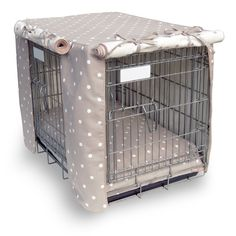 Luxury Dog Crate Cover for my Poodles!!!