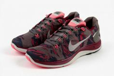 """#Nike Lunarglide+ 5 EXT """"Camo"""" ... Love these sneakers!!"""