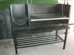 "Fantastic ""built in grill diy"" information is available on our web pages. Have a look and you wont be sorry you did. Bbq Grill, Asado Grill, Fire Pit Grill, Parrilla Exterior, Smoke Grill, Built In Grill, Grill Design, Summer Kitchen, Outdoor Kitchen Design"