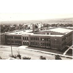 This is a Real Photograph Postcard from School Sisseton, S.D. in Very nice clean un-mailed condition. It is marked The L. L. Cook Co. Milwaukee. It