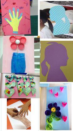 6 ideias para o dia das mães.