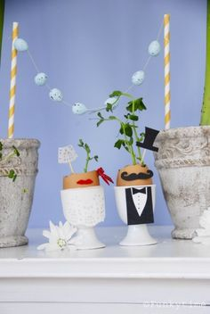 Adorable decorations :)  #Wedding
