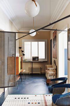 Experimentellt, funktionellt och estetiskt i Paris | ELLE Decoration