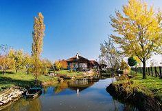 Farm Houses in Vojvodina | Salaši Serbia