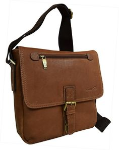 Kenneth Cole New York 'Day It On The Line' Full Grain Leather Tablet Messenger Bag >>> Check this awesome product by going to the link at the image. (This is an Amazon Affiliate link and I receive a commission for the sales)