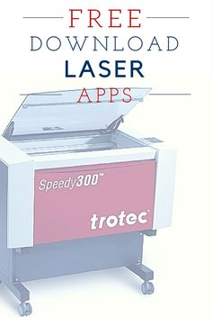 Visit our website and find downloadable laser applications! Download laser applications for CO2 and Fiber laser systems. Projects for metal, wood, plastic, rubber, glass, acrylic, plastics, and much much more!