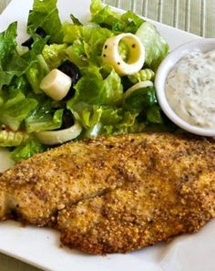 This Low-Carb and Gluten-Free Baked Fish with an Almond-Parmesan Crust is easy and delicious and this fish is also Keto, low-glycemic, gluten-free, and South Beach Diet friendly as well.Use theRecipes-by-Diet-Type Indexto find more recipes like this one. Click here to PIN this tasty recipe so you can make it later! For six years this tasty…