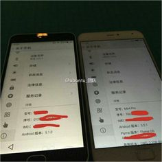 Digital invention blog: Leaked photo shows Meizu Note 2 running Android 5....