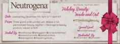 Neutrogena Flawless Holiday Makeup #ntgholidaybeauty #ad