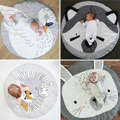 Tapis de sol 90cm pour chambre de bébé