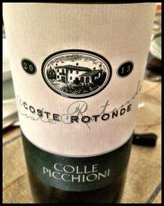 El Alma del Vino.: Colle Picchioni Coste Rotonde 2013.
