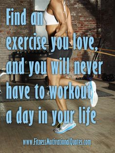 So freakin' true!!!  It's why I love kickboxing, boot camp and zumba.