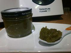 Mermelada de pimientos verdes para #Mycook http://www.mycook.es/receta/mermelada-de-pimientos-verdes/