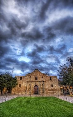 The Skies over the Alamo