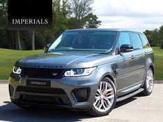 JUST IN! Our 2015 Corris Grey RRS with full SVR conversion including original wheels! Just 7,000 miles and £66,995!