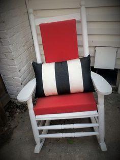Inspiration Boards, Dream Garden, Rocking Chair, Flower Pots, Garden Design, Recycling, Diy Projects, Easy, Blog