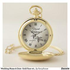 Wedding Name & Date