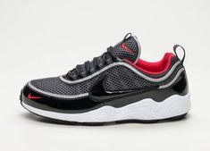 hot sale online e1a97 4db94 Nike Air Zoom Spiridon  16 (Black   Black – University Red – White)    hypesRus.com   Shop