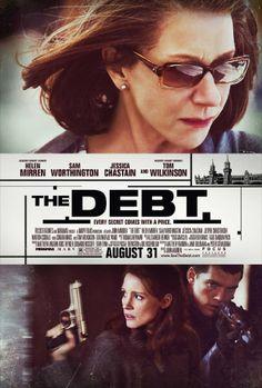 Sir - The Debt - 2010 - BRRip Film Afis Movie Poster