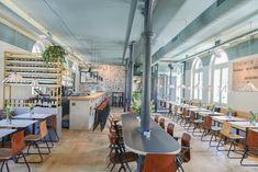Bij Instock restaurant Amsterdam aan de Czaar Peterstraat 21 in Amsterdam Oost zet voedselverspilling op de kaart. Het menu verschilt dagelijks.