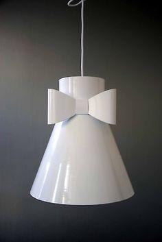 Rosett lamp by Swedish Elin Riismark.