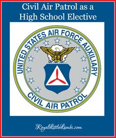 Civil Air Patrol as a High School Elective | CAP offers many valuable life skills.