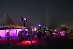 Colorful evening at #BBT2014