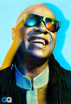 Stevie Wonder 19 Musicians That Matter GQ's Legacy Project