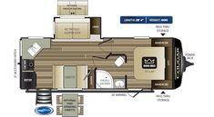 Pin On April 2020 Keystone Rv Floorplans
