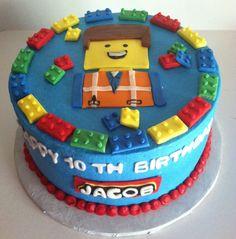 icingsmiles.org Lego Movie Emmett Cake