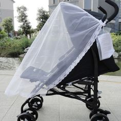 80*100 cm Hot Sale Baby Mosquito Net for Carriers Insect Shield Safe Infants Protection Mesh Stroller Accessories