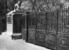 Voronsov Palace Odessa 1960