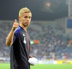 Keisuke Honda in Japan National Team football,2012.06.03   @本田先制「リラックスできた」/W杯予選