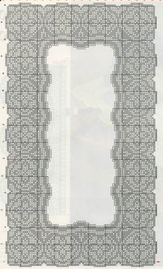 Professione Donna: Centri di lino con bordo a filet