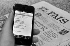 Lucha entre el periodismo tradicional y el periodismo digital. ¿Pueden seguir conviviendo? Galaxy Phone, Samsung Galaxy, Sem Internet, Blackberry, Blog, Social Media, Journaling, Tecnologia