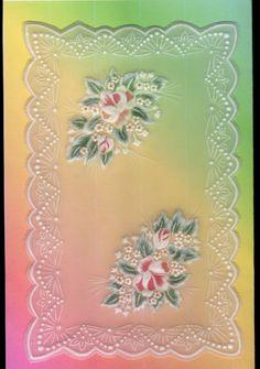 Pergamano  Parchment - Roses