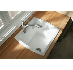 Merveilleux $164 Laundry Sink 25x22x12 Ledge To Store Things To Keep Out Of Sight