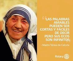 que verdaderas son estas palabras de la madre Teresa!!! #alianzadecitas #aliançadenamoro #datingalliance