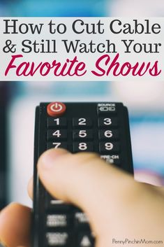 How to watch tv without paying for cable - including how to watch sports without cable tv dropping cable Watch Tv Without Cable, Cable Tv Alternatives, Free Tv And Movies, Tv Hacks, Tv Options, Free Tv Channels, Tv Connect, Cut Cable, Computer Technology