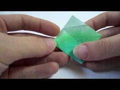 How to fold a Stellar Crystal (By Eugene Risovat)
