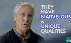 WATCH: Pete Carroll On Raising Kids to Be Confident in Who They Are | The Huffington Post