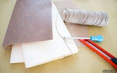 The most common type of sewn bookbinding that I often default to, falls into the category of longstitch binding. It's really a general categorization for many different methods of sewn binding. People have invented their own patterns and techniques and have probably called it something else as well. Suffice to say, it's a general way …