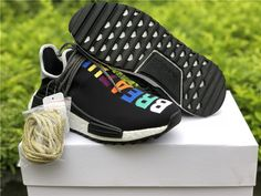af60952a76c51 Pharrell x adidas NMD Human Race Trail Breathe Walk Men and Women Size – New  Yeezy Boost