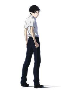 Ajin - Mamoru Miyano (Death Note's Light, Free!'s Rin) as Kei Nagai